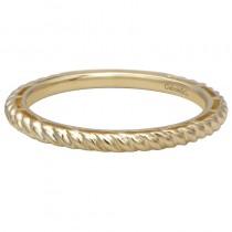 Lady's Yellow 14 Karat Fashion Ring